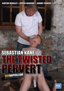 Sebastian Kane: The Twisted Pervert DVD