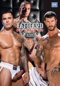 Tattooed Drillers DVD