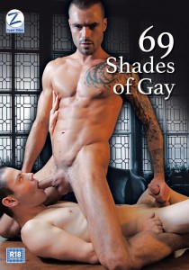 69 Shades Of Gay DVD