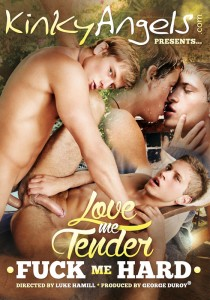 Love Me Tender - Fuck Me Hard DVD