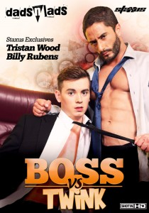 Boss Vs Twink DVD (NC)