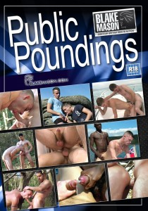 Public Poundings DVD - Front