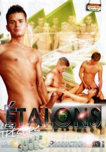 Etalons - Les Tresors de Clair Production DVD - Front