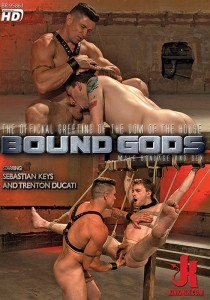 Bound Gods 43 DVD (S)