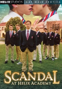 Scandal At Helix Academy DVD