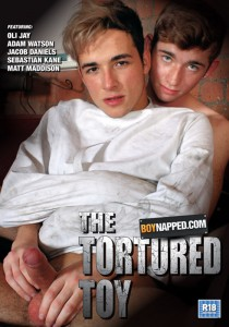 The Tortured Toy DVD