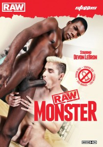 Raw Monster DVD (NC)