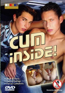 Cum Inside! (Mans Best) DVD
