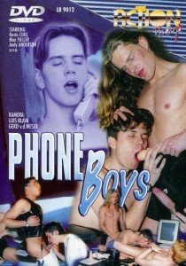 Phone Boys DVD