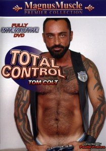 Total Control: Tom Colt DVD - Front