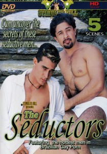 The Seductors DVD