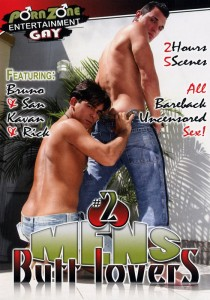 Mens Butt Lovers 2 DVD
