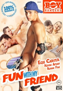 Fun With My Friend DVD - Front