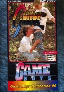 Game Boys Collection 20 - Junge Triebe + Spiegel Wichser DVD (NC)