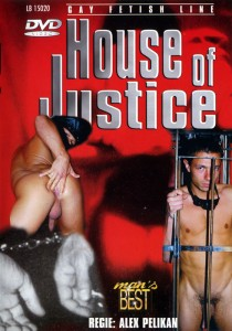 House Of Justice DVD (NC)