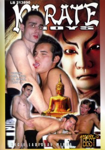 Karate Boys DVD