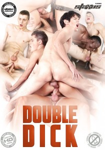 Double Dick DVD (NC)
