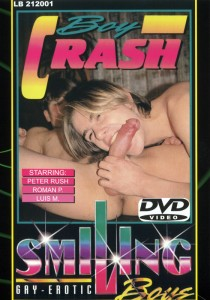 Boy Crash DVD (NC)