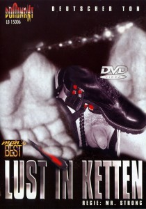 Lust in Ketten DVD - Front