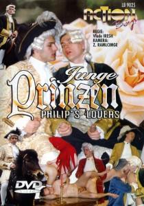 Junge Prinzen - Philip's Lovers DVD (NC)