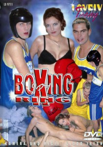 Boxing Ring Spy DVD