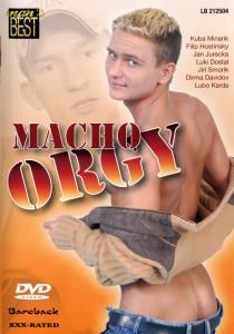 Macho Orgy DVD (NC)