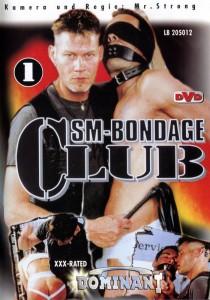 SM Bondage Club 1 DVD - Front