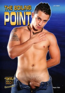 The Boiling Point DVD - Front