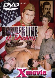 Borderline of Dreams DVD - Front