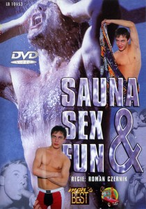 Sauna Sex & Fun DVD (NC)