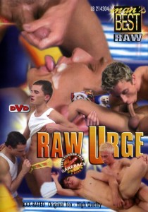 Raw Urge (Man's Best) DVD (NC)