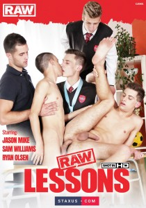 Raw Lessons DVD