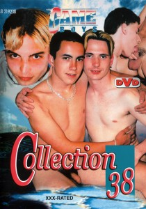 Game Boys Collection 38 - Süße + Große Schwänze DVD (NC)