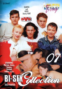 Bi Sex Collection 7 DVD (NC)