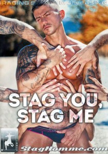 Stag You, Stag Me DVD (S)