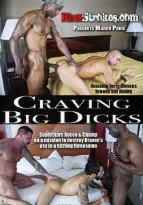 Craving Big Dicks DVD (S)