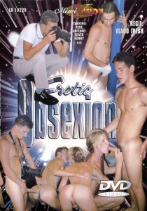 Erotic Obsexion DVD (NC)