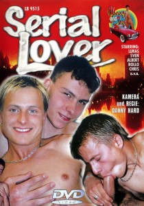 Serial Lover DVD (NC)