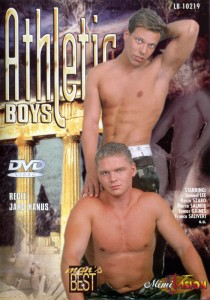 Athletic Boys DVD (NC)