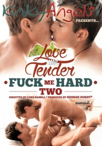 Love Me Tender - Fuck Me Hard 2 DVD (S)