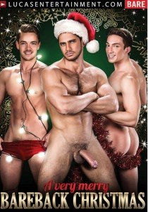 A Very Merry Bareback Christmas DVD