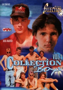 Collection Boys 1 DVD - Front