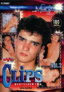 Mega Clips Collection 2 DVD - Front