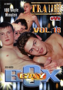 Gay Box Vol 18 DVD