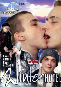 Winter Hotel DVD - Front