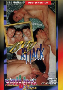 Boy Attack DVD (NC)