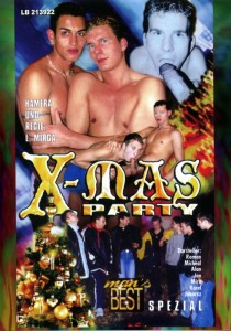 X-Mas Party DVD
