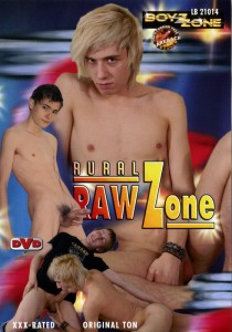 Rural Raw Zone DVD (NC)