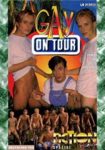 Gay On Tour DVD (NC)
