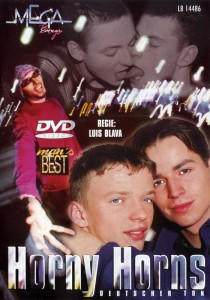 Horny Horns DVD (NC)